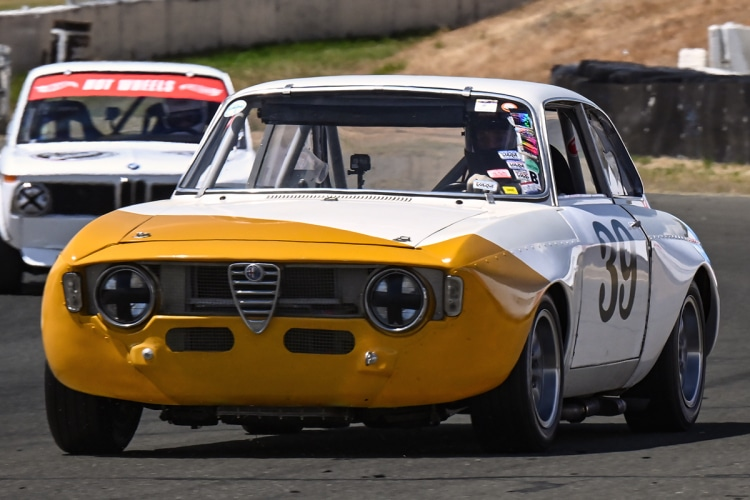 Chet Taylor – 1967 Alfa Romeo GTV