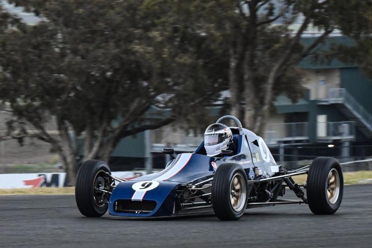 Eric Inkrott – 1979 Crossle Formula Ford 35F
