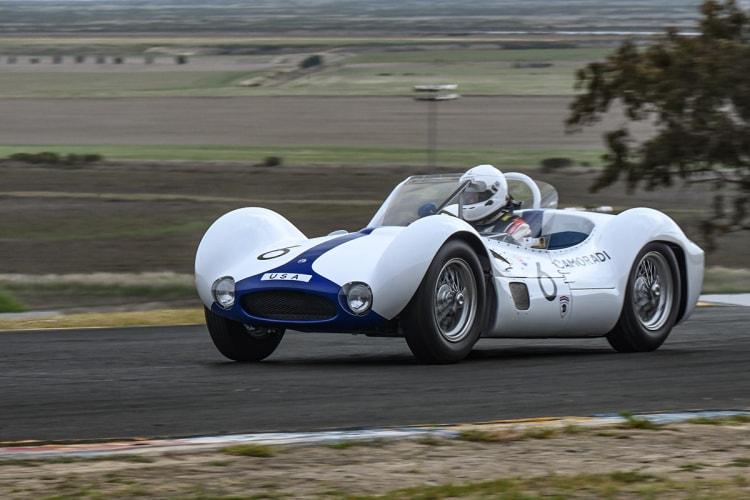 Jeff O'Neill – 1960 Maserati T-61