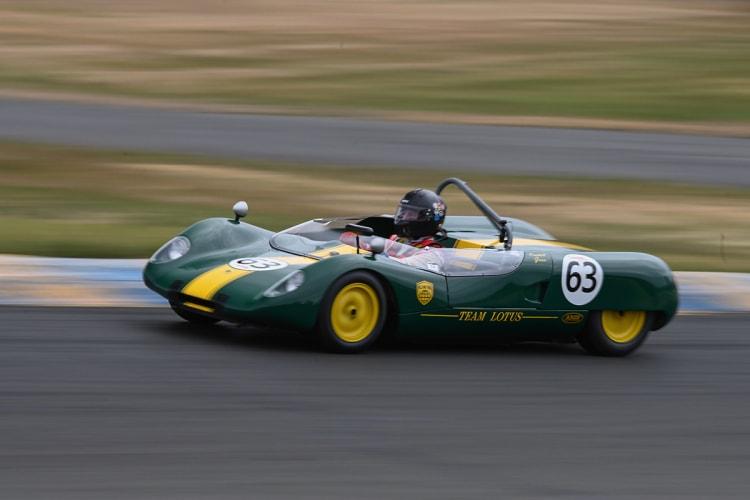 Randall Green – 1963 Lotus 23B