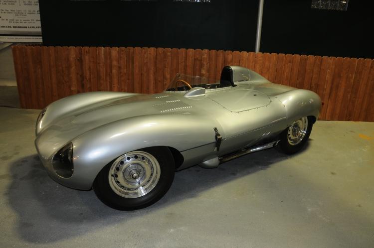1956 D-Type Jaguar