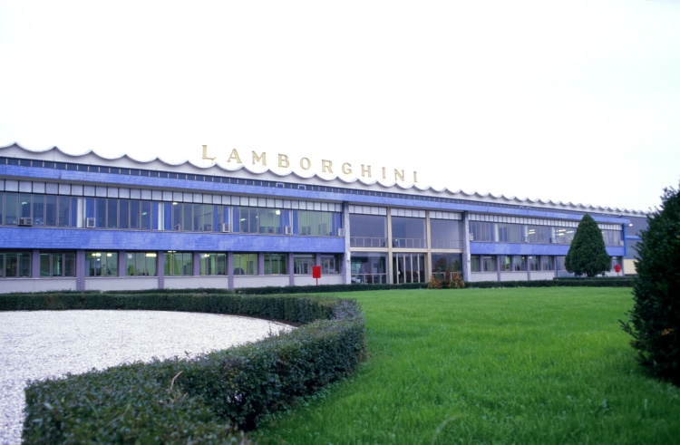 Automobili Ferruccio Lamborghini S.p.A.