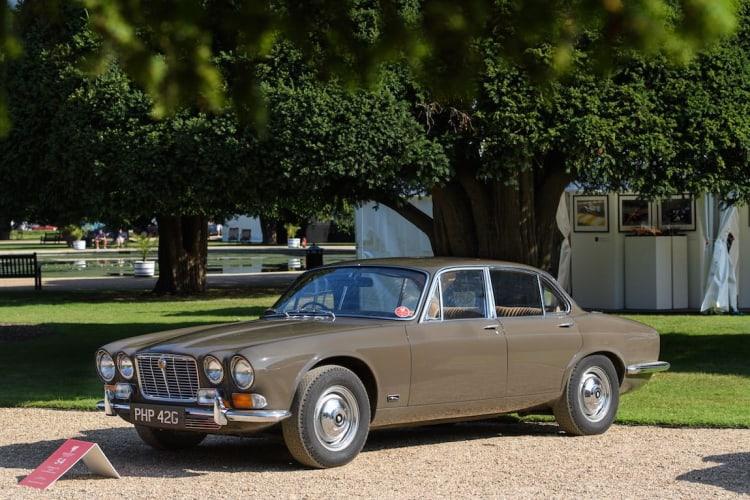 1968 Jaguar XJ6 Series I, ex-Sir William Lyons