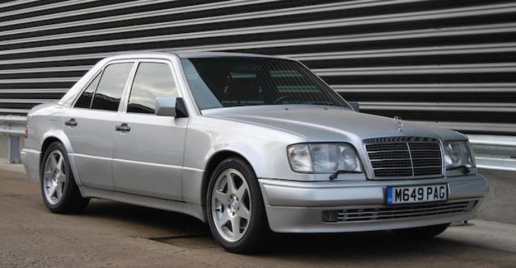 best four door sports cars mercedes