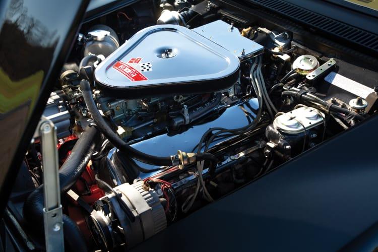 Corvette C3 Engine